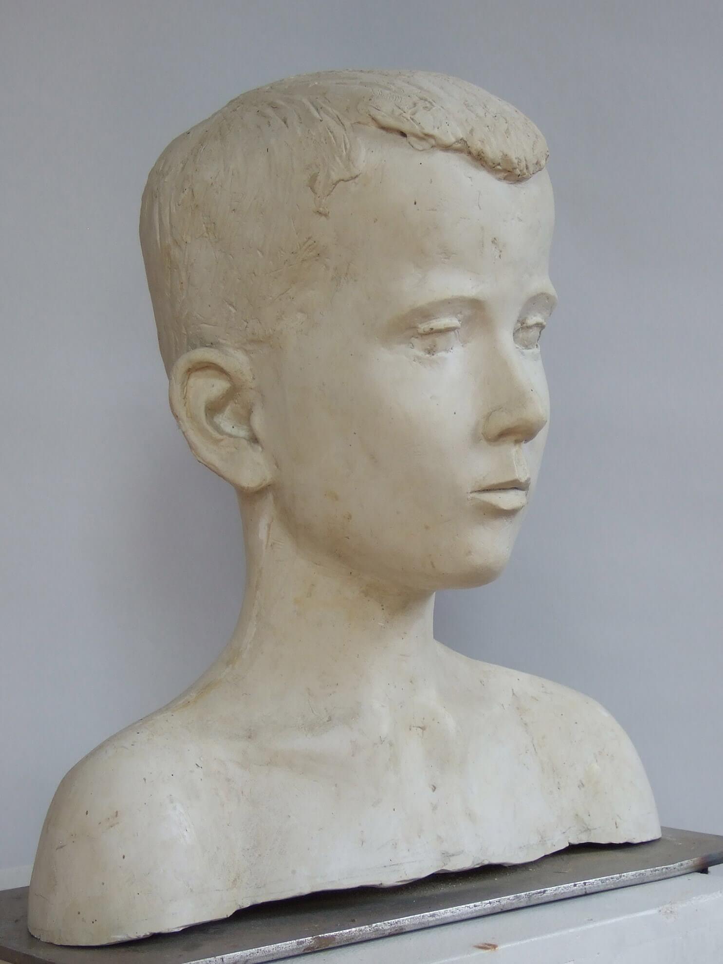 A. v. Boetticher, 2002, Gips