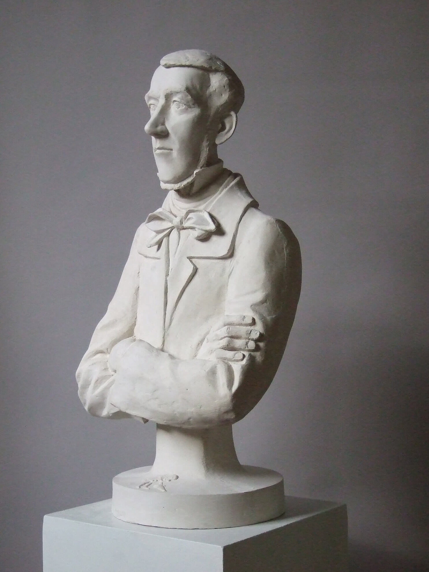 Franz v. Pocci, 2007, Gips
