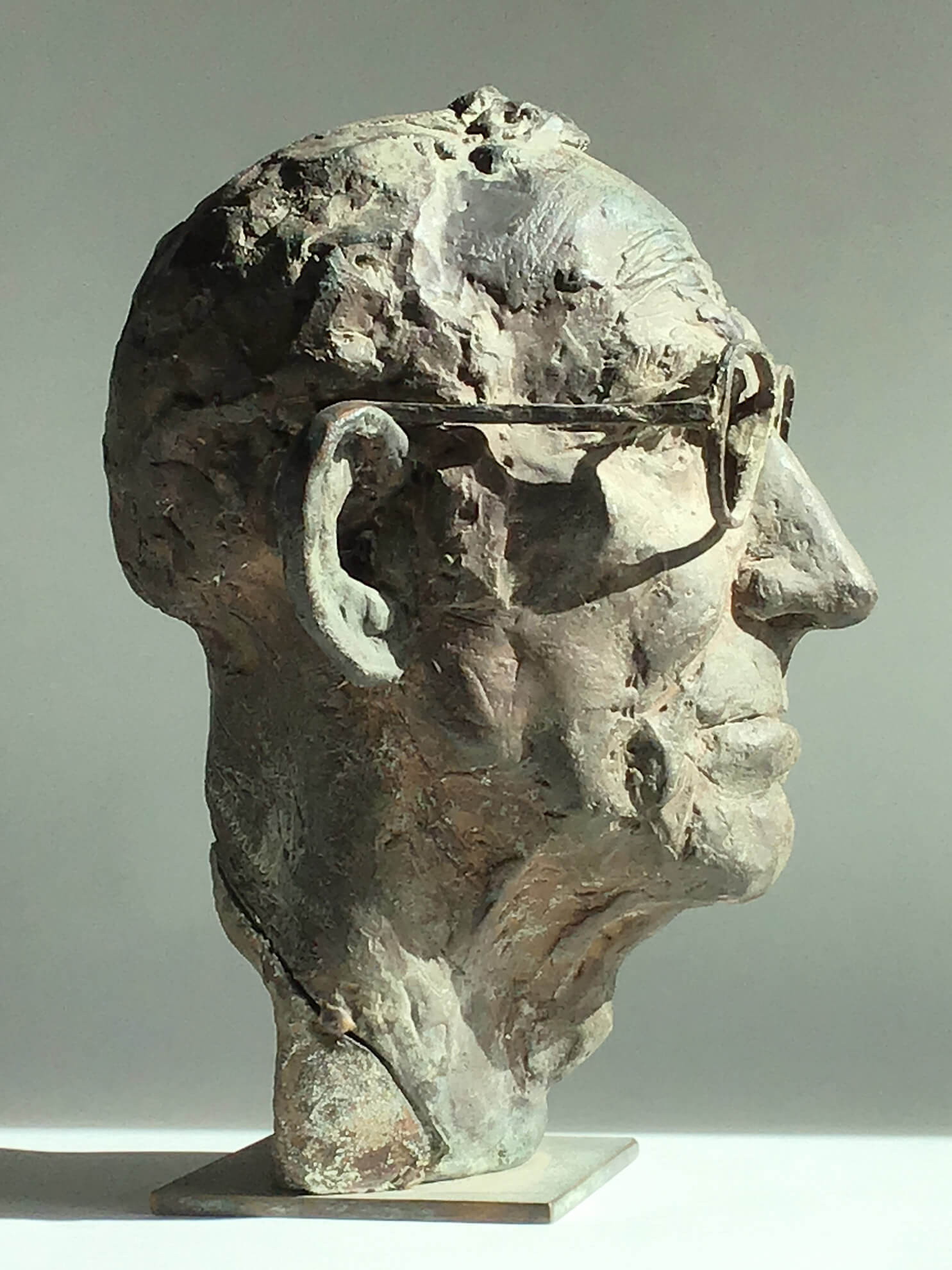 Theophil Quintelier, 1991, Bronze