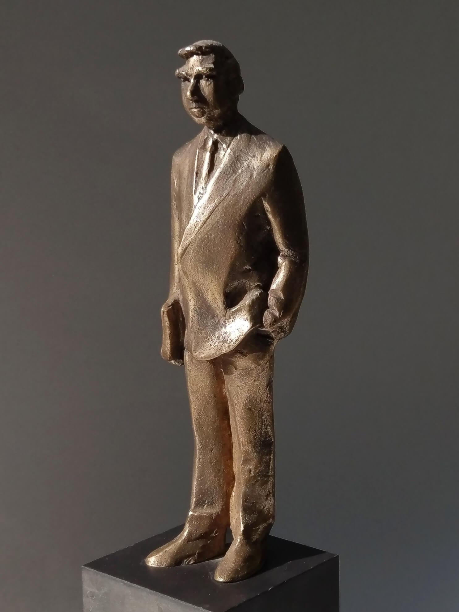 Theo Weigel, 1996, Bronze