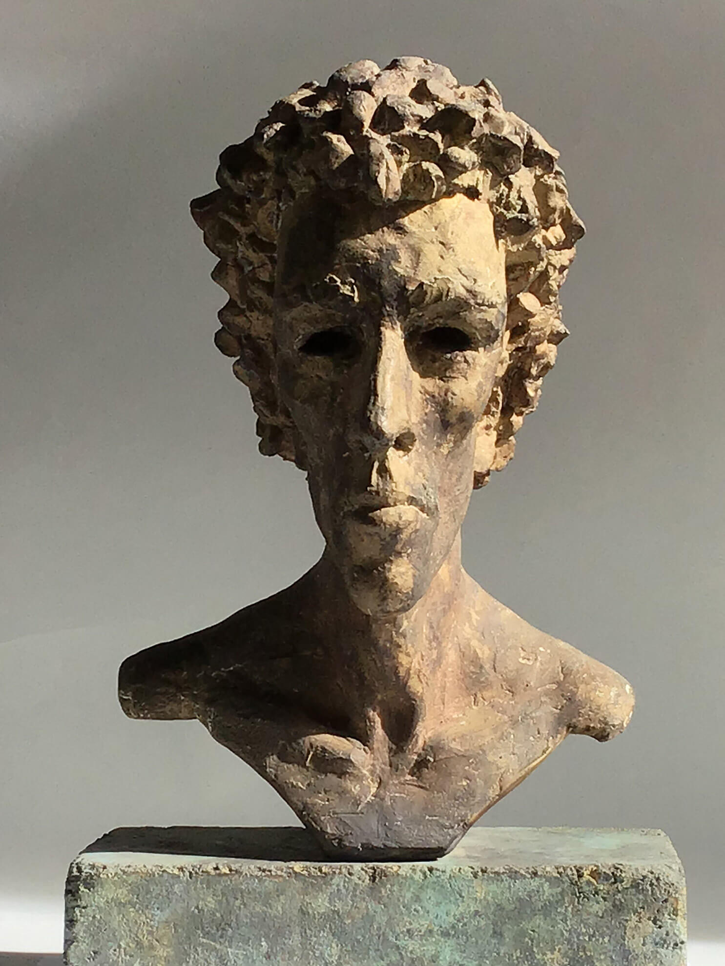 Selbst, 1982, Bronze